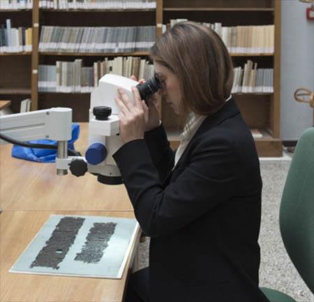 Biblioteca Nazionale di Napoli -Papiri Ercolanesi