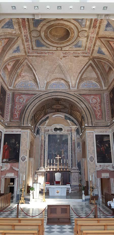 Cattedrale Rione Terra a Napoli
