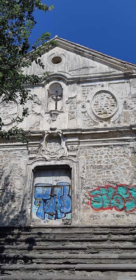 Chiesa di Santa Croce a Napoli