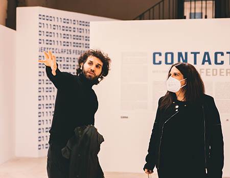 Federico Clapis e Simona Campus - foto Francesco Pruneddu