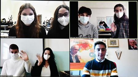 Giorno della Memoria - studenti