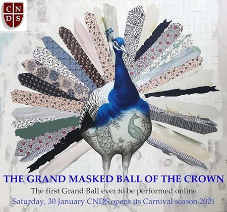 The Grand Masked Ball Of The Crown