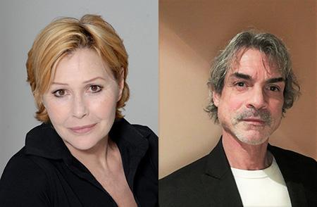 Manuela Kustermann e Alkis Zanis