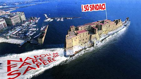 Napoli - 'I 50 Sindaci'