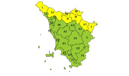 Regione Toscana ghiaccio 14-01-2021