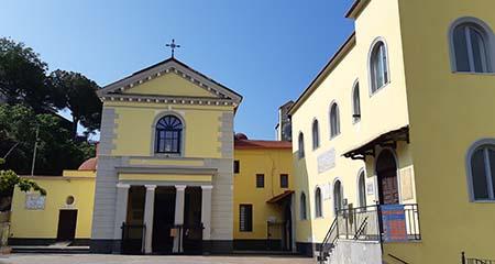 Santuario di San Gennaro a Napoli