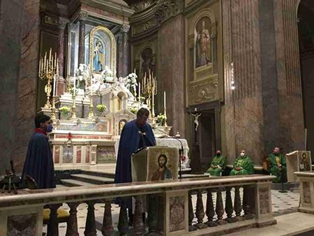 Santuario di San Giuseppe Vesuviano (NA)