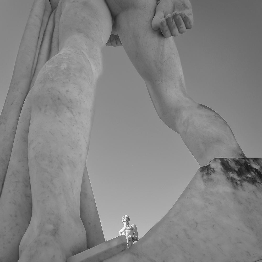 Lo Stadio dei Marmi - foto Augusto De Luca