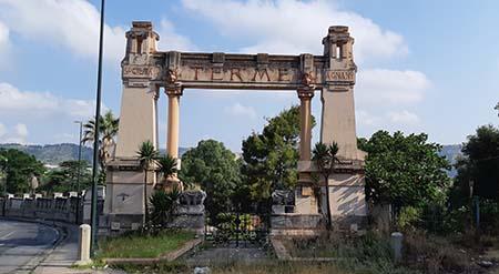 Terme di Agnano a Napoli