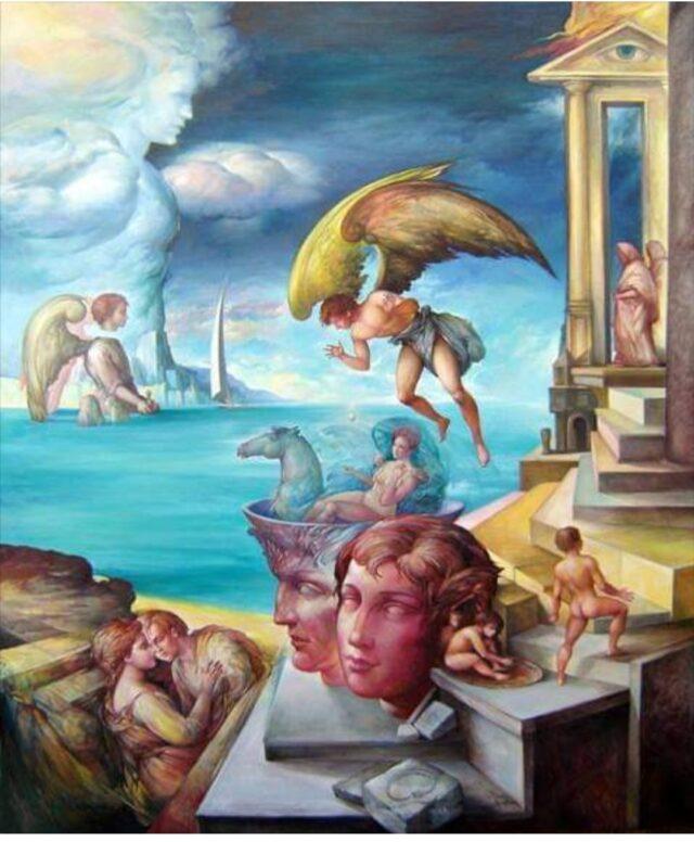 Aghelouroboros di Vincenzo Cacace