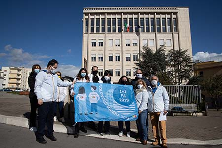 Associazione Volontari Open Culture 2019 - foto Pierpaolo Sarra