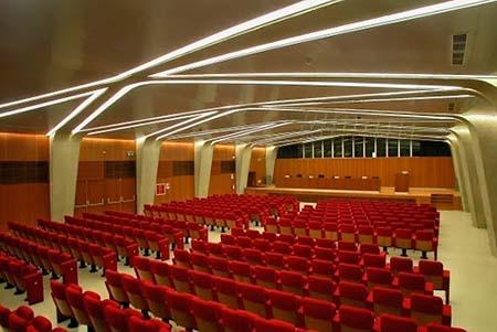 Auditorium Gaber di Palazzo Pirelli a Milano