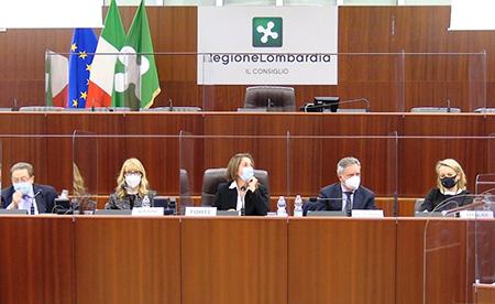 Lombardia, Commissione Antimafia