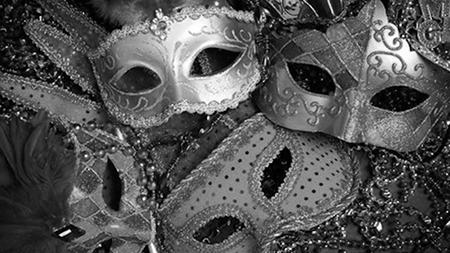 Mascherina di Carnevale