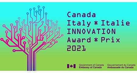 Premio Canada - Italia per l'Innovazione
