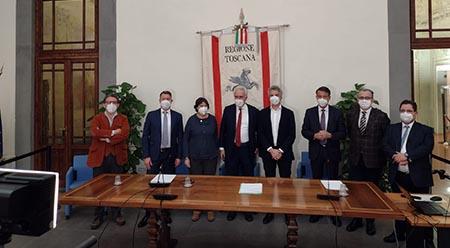 Regione Toscana e Camera di Commercio di Firenze