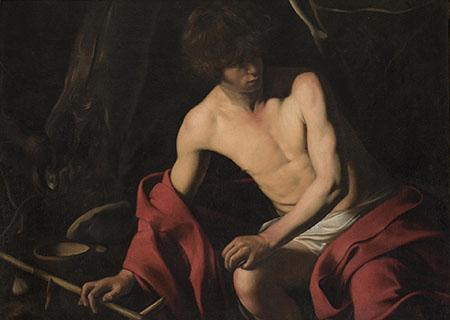 San Giovanni Battista - Caravaggio