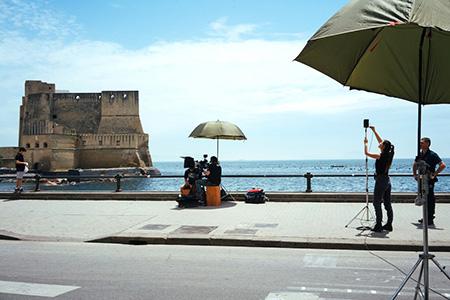 Set a Napoli