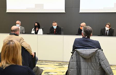 sindacati e lavoratori della Henkel in Consiglio Regionale Lombardia