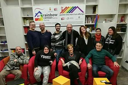 Servizio Civile Universale per la prima volta in associazione LGBT - ph Savoia