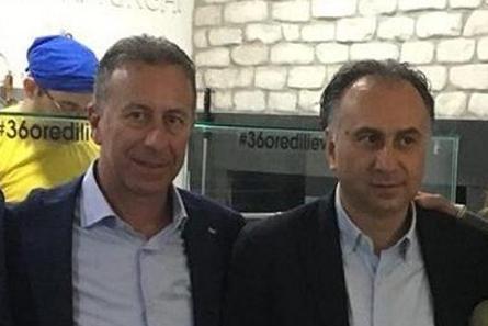 Antonio Spera ed Ettore Iacovacci