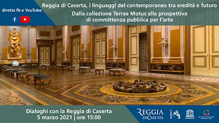 'Dialoghi con la Reggia di Caserta'