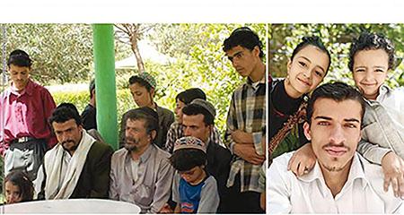 famiglia ebrea Yemen