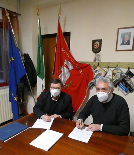 Luigi Esposito e Rocco Landi