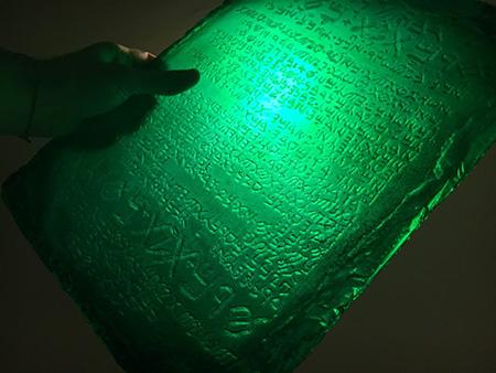 Massoneria - La tavola di Smeraldo