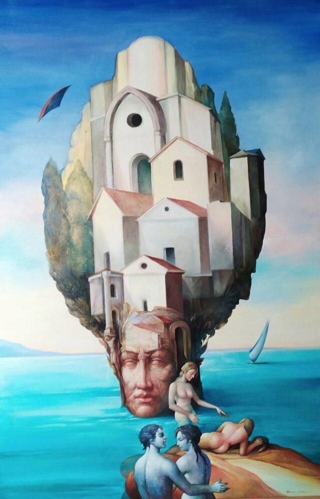 Mute… le case delle Sirene - Vincenzo Cacace