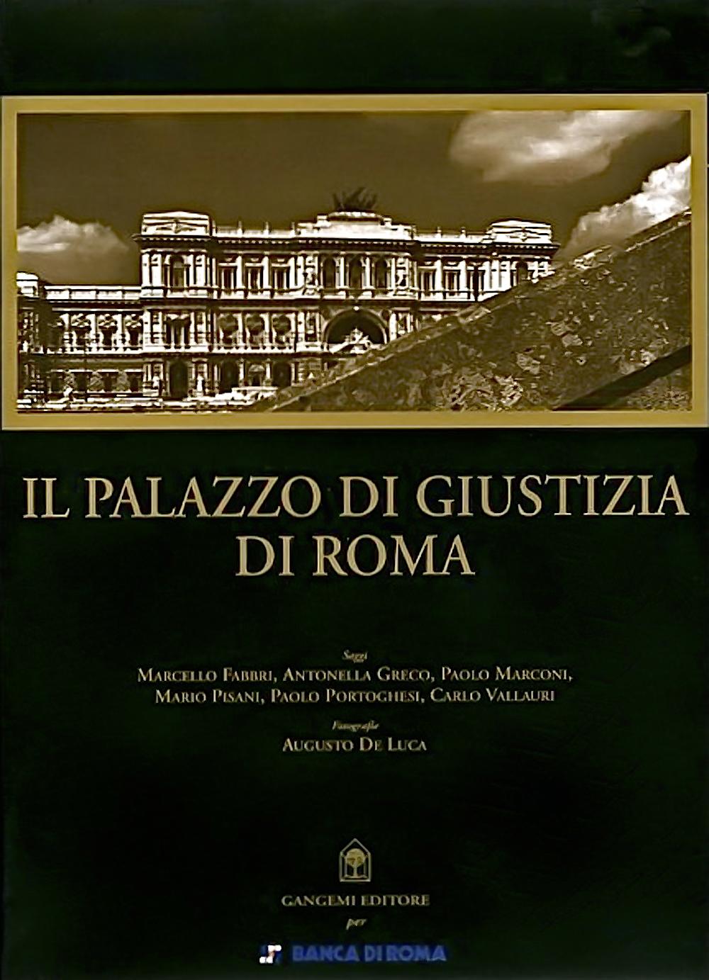 Il Palazzo di Giustizia di Roma
