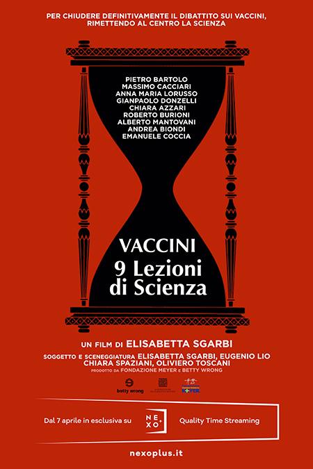 'Vaccini - 9 lezioni di scienza'