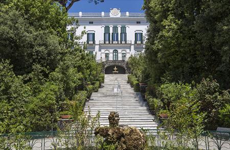 Villa Floridiana - Ph. Archivio fotografico DRM Campania