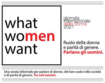 'What (Wo)Men Want'