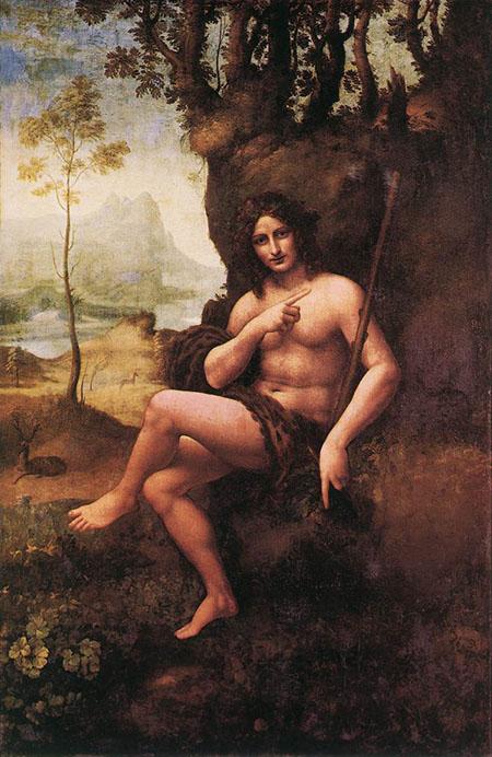 Bacco - Leonardo