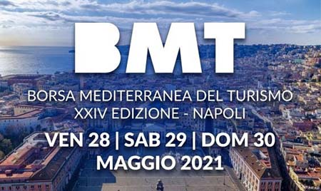 BMT Borsa Mediterranea del Turismo 2021