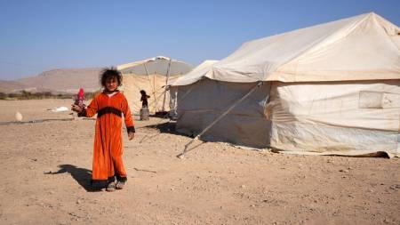 campo profughi marib