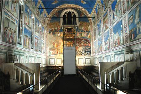Cappella degli Scrovegni - Foto Haltadefinizione