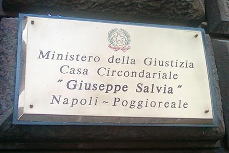 Casa Circondariale 'Giuseppe Salvia' di Napoli - Poggioreale