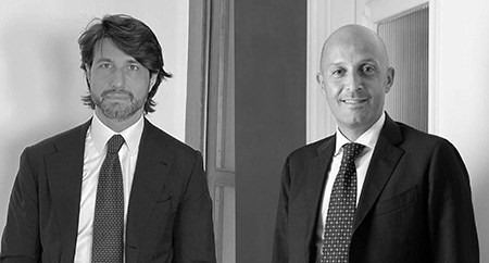 Claudio Turi e Matteo De Lise