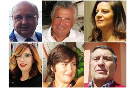 Coordinamento Nazionale Imprese di Confedercontibuenti - Gennaro, Cinque, Scirrotta, Barone, Belfiore e Muzio