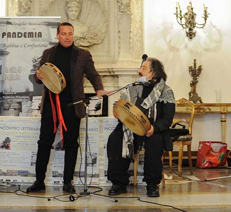Cosimo Alberti e Marcello Colasurdo - ph Bruno Fontanarosa