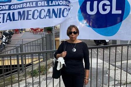 Florence Costanzo, Consigliere Nazionale UGL