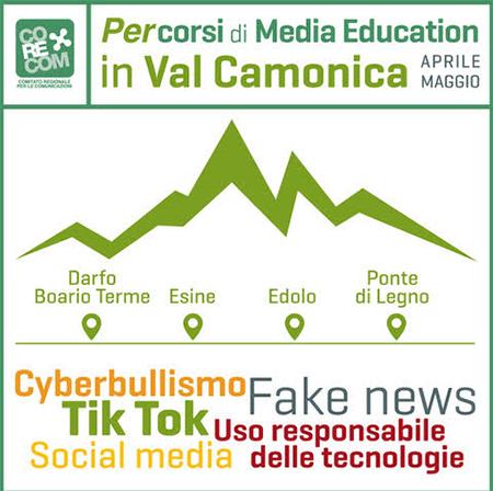 PerCorsi di Media Education in Val Camonica