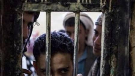 prigionieri degli houthi