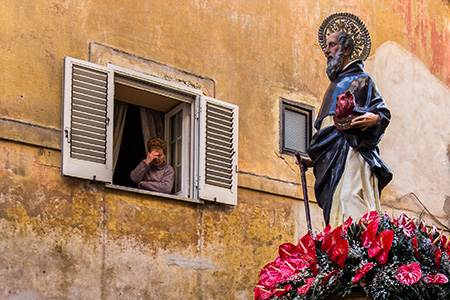 Sant'Antonio Abate a Macerata Campania (CE)