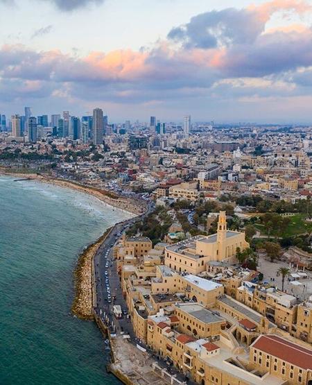 Tel Aviv - foto Israel Ministry of Tourism