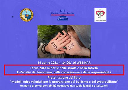 La violenza minorile nelle scuole e nella società