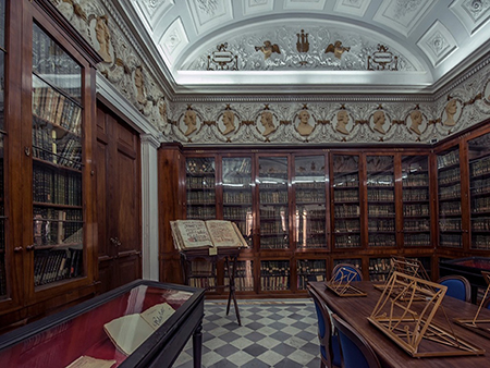 Biblioteca del Conservatorio San Pietro a Majella