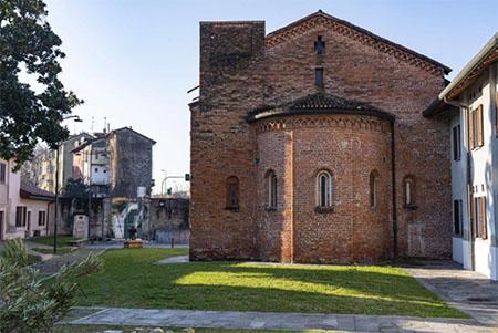 Chiesa Santa Maria alla Fonte a Milano